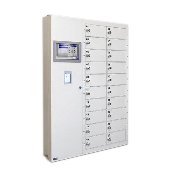 IQ20 Locker Management