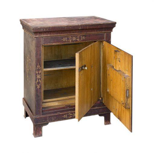 Antieke kluis anno 1850 kopen