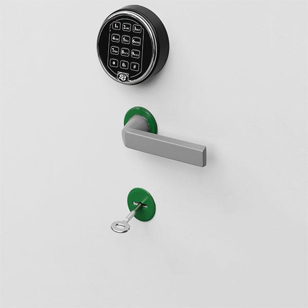 Codeslot S&G Spartan met sleutelslot
