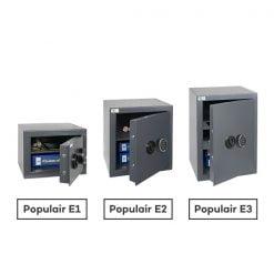 Populair electronisch serie