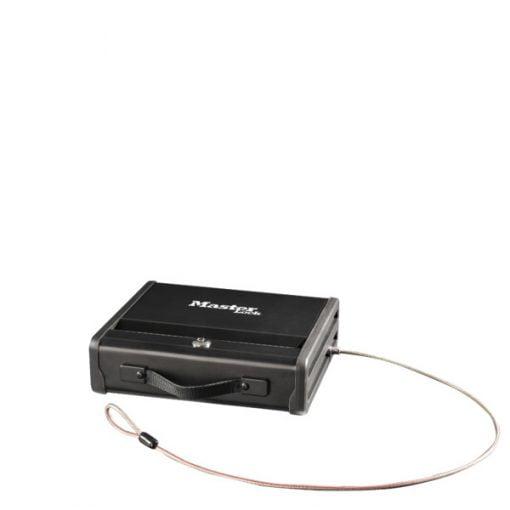 MasterLock PP1KML compact safe met kabel kopen