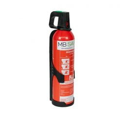 Sprayblusser met houder kopen