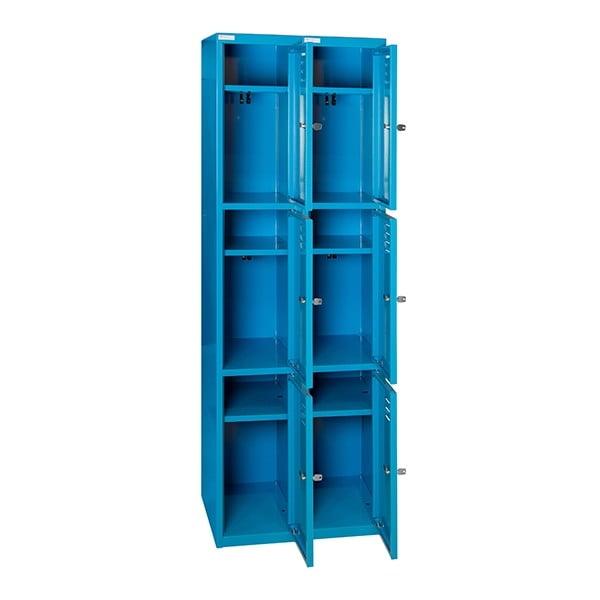 Locker unit 6 deuren online kopen