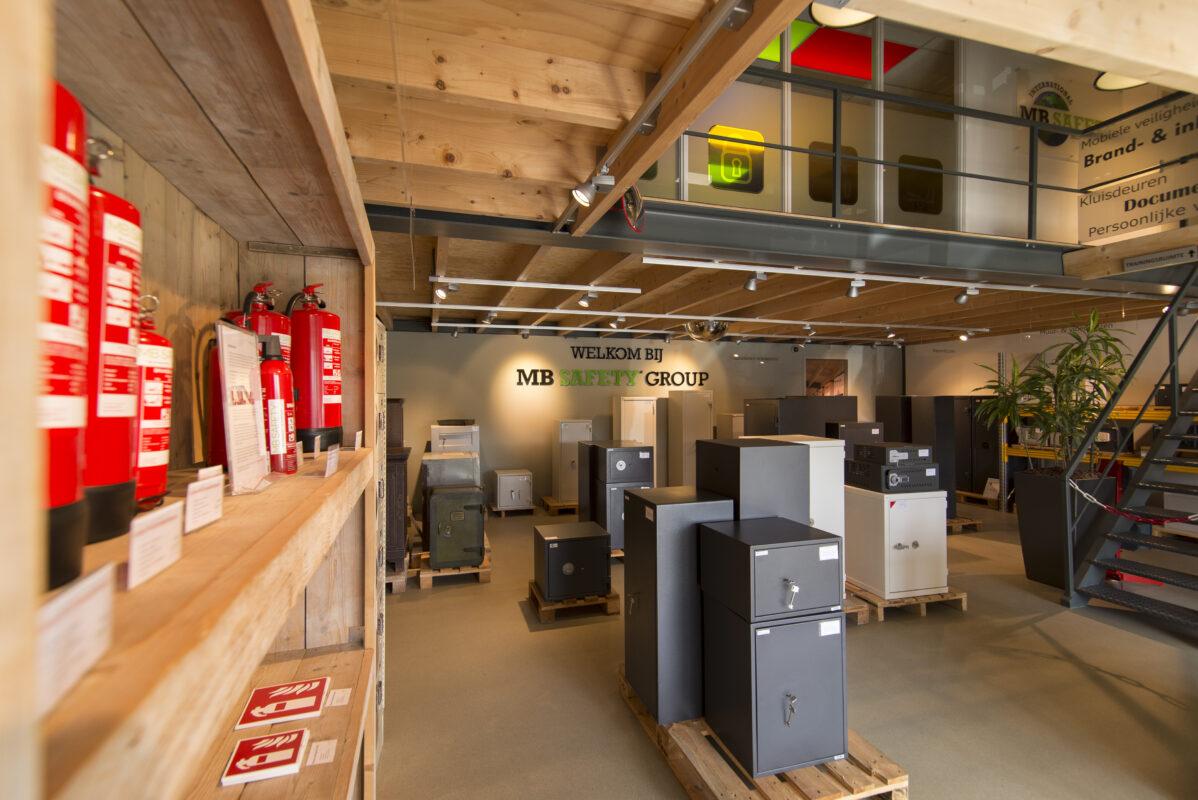 Fysieke winkel Kluizen.nl bezoeken