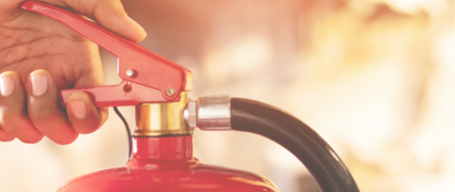 Brandblusser blogbericht