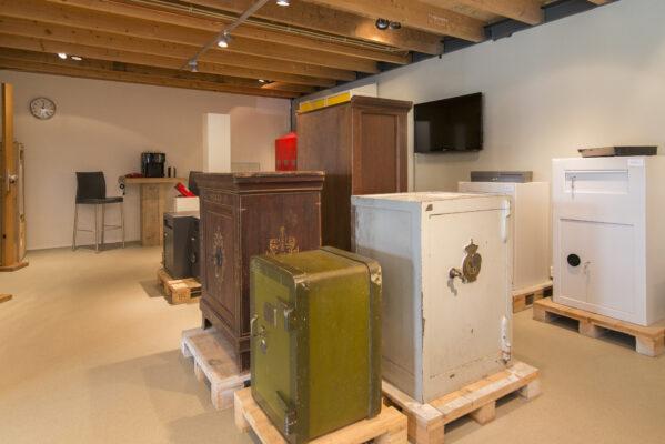 showroom Kluizen.nl